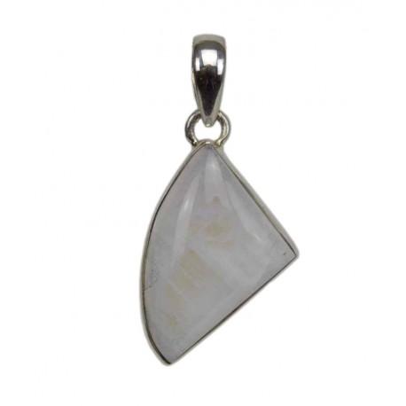 Colgante de plata con Piedra Luna 04