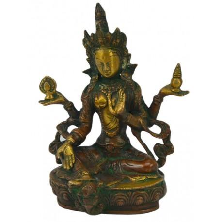 Tara en bronce