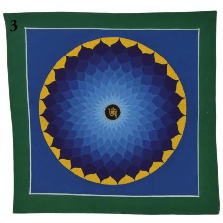 Thangka Mandala de Meditación