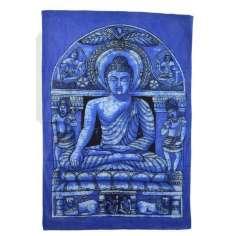 Tapiz batik Buda 130 cm x 90 cm TDHG25