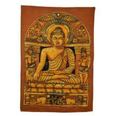 Tapiz batik Buda 130 cm x 90 cm TDHG24