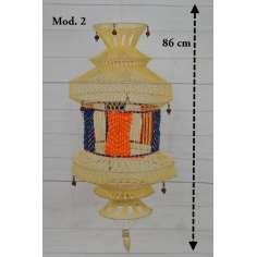 Lámparas de Macramé Grandes LM15