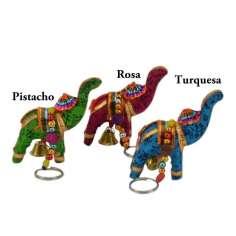Llaveros Elefantes Hindúes