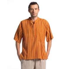 Camisas talla 3XL manga corta
