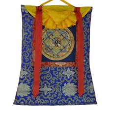 Thangka Brocado TK27