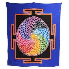 Tapiz Mandala Espiral