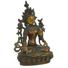 Tara en bronce 30 cm