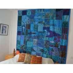 Tapiz patchwork gigante 200cm x 226cm