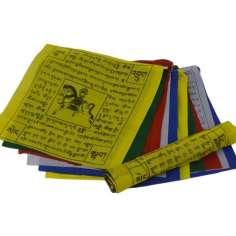 Bandera Tibetana 19 x 18 cm