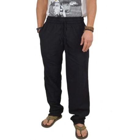 Pantalón largo negro verano