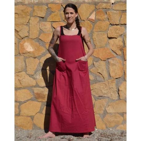 Vestido Pichi hippie