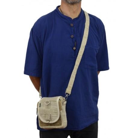 Mini bolso de cáñamo 04