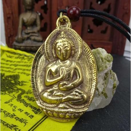 Colgante Tibetano de Buda TIB42