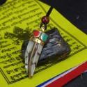 Colgante Tibetano Nacar