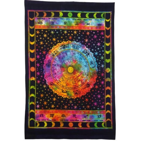 Tapiz Baick Multicolor Zodiaco