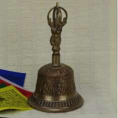Campana Tibetana 20 cm