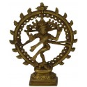 Nataraya en bronce 16,5 cm- 0.520 kg