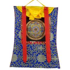 Thangka Brocado TK23
