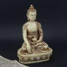 Figura de Buda 19 cm