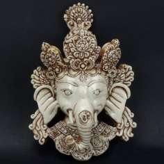 Mascara Ganesh para pared