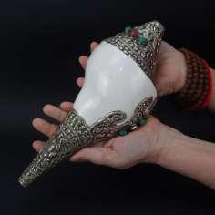 Caracola Tibetana 28 cm