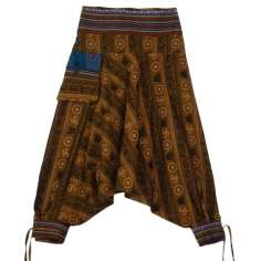 Pantalones Hippies estampado Hindi