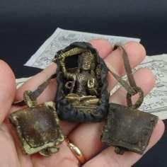 Colgante Figura Manjushri con Buttis