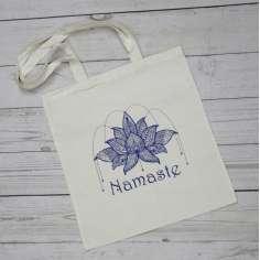 Tote Bag de algodón Namaste