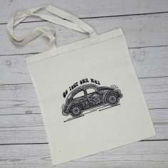Tote Bag Go Your Own Way