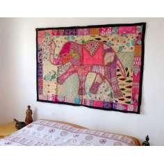 Tapiz Pachword Elefante de la suerte