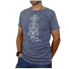 Camiseta hombre Magic Universe