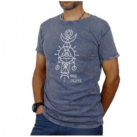 Camiseta hombre Magic Universe
