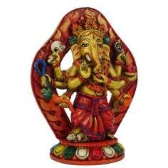 Figura de Ganesh 21,5 x 16,5 cm