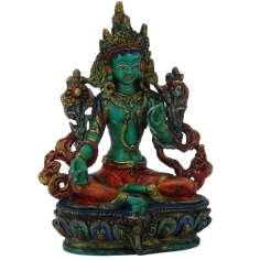 Figura de Tara Verde 15 cm
