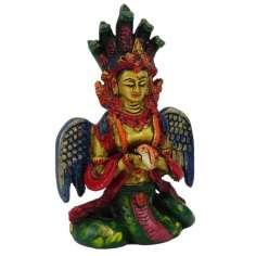 Figura de Nag Kanya 15 cm