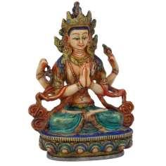 Buda Chenrezig -Buda de la compasión.