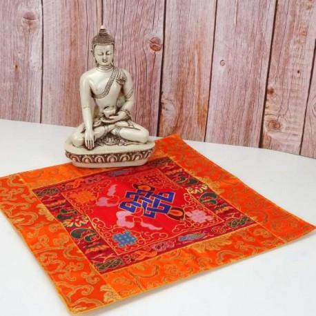 Mantel altar budista 34 x 34 cm