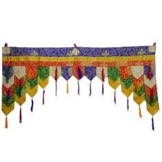 Toran para puertas Nepalí