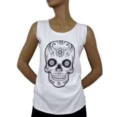 Camiseta Calavera Mexicana/ Katrina