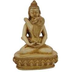 Figura Samantabhadra y Samantabhadrí 12 cm