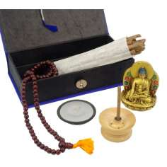 Altar budista de Viaje