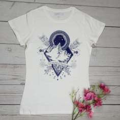 Camiseta Recordando Sueños Chica