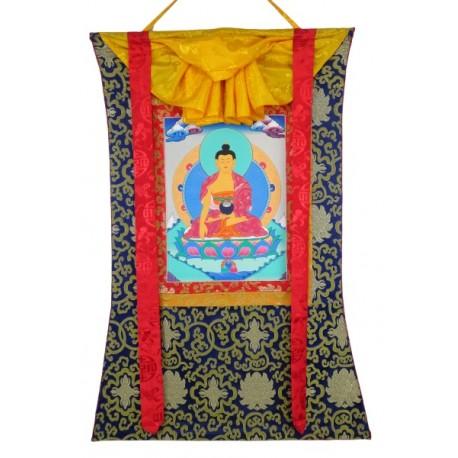 Thangka Buda Shakyamuni