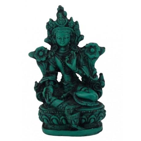 Fugura de Tara verde 10 cm