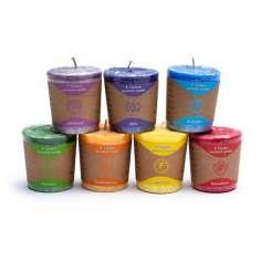 Set de 7 velas perfumadas...