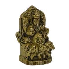 Figura dios hindú Surya 5 cm
