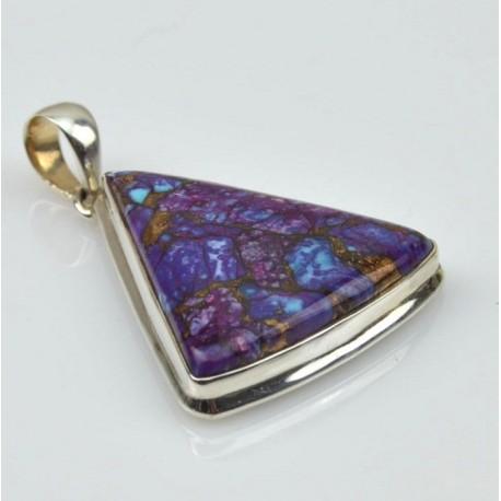 Colgante de plata con Cuperita 04L