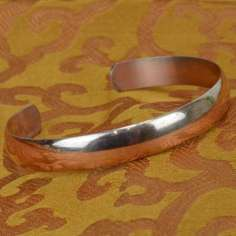 Pulsera tibetana de cobre