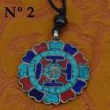 Colgante Tibet TIB14