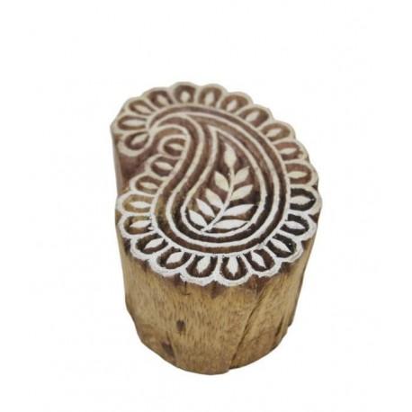 Sellos de madera cachemir SM-08